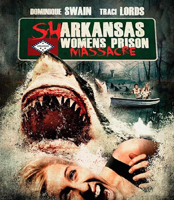 [MASTER มาใหม่] SHARKANSAS WOMEN S PRISON MASSACRE (2015) อสูรฉลามกัดคุกแตก [MASTER][1080P] [เสียงไทยมาสเตอร์ 5.1]