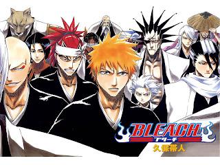 bleach anime wallpaper read manga watch movie episodes ichigo kurosaki