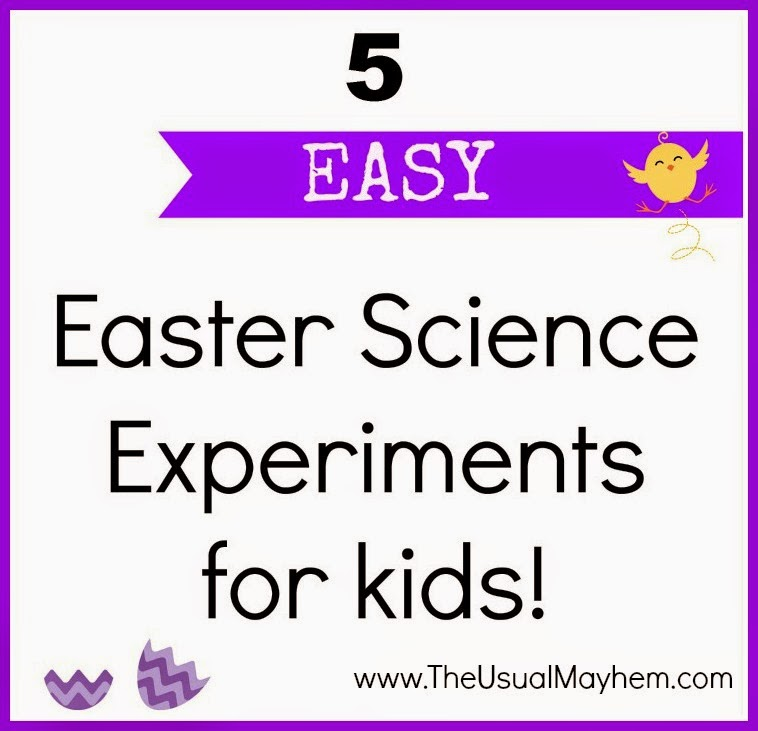 5 easy easter science experiments for kids