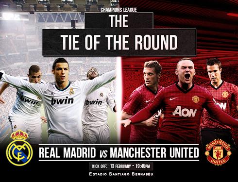 Prediksi Skor Bola Real Madrid vs Manchester United MU Terbaru 2013