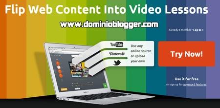 Crea fabulosas presentaciones en video en Metta