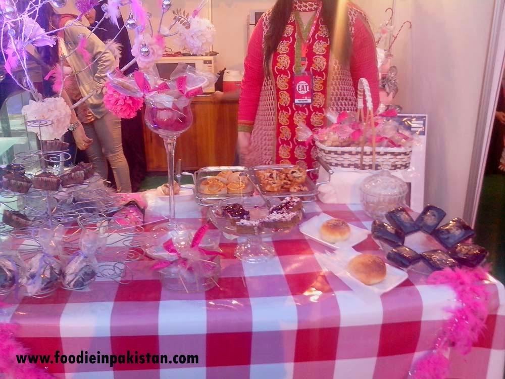 Hazel House of Fresh Baking at Karachi Eat 2015