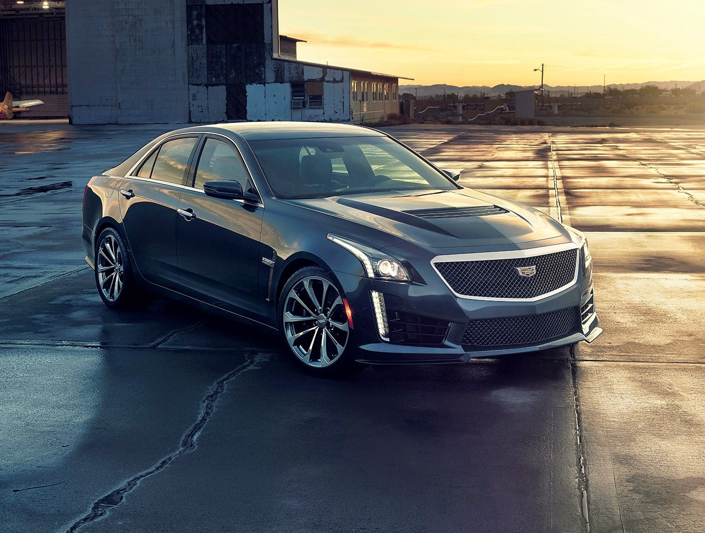 BEST CAR REVIEW 99 Cadillac CTS V The Thrilling V8 Tire Shredder