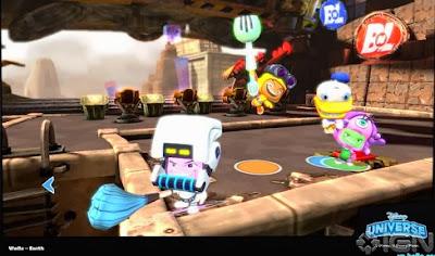 Disney Universe Game Play