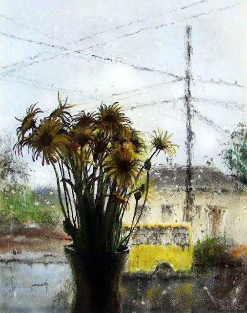 Елена Юшина - Летний дождь