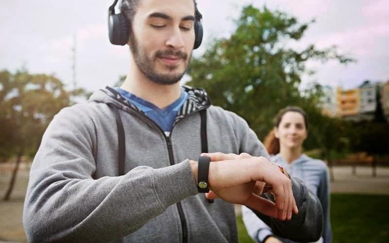 La Smartband de Sony monitoriza tu actividad diaria