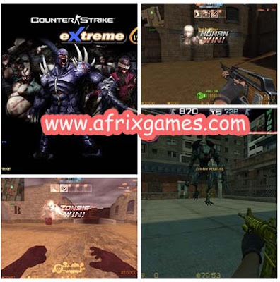 Download Counter Strike Extreme v7 Full Games Version