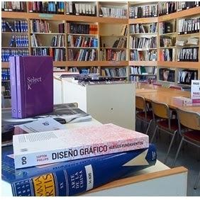 Biblioteca de l'Escola d'Art i Superior de Disseny d'Alcoi