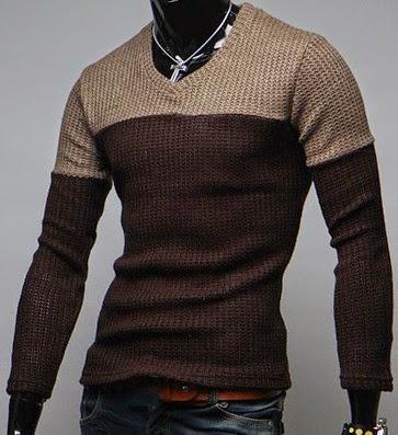 Sweaters, Elegantes, Modernos, Hombres