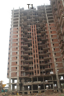Amrapali La Residentia :: Construction Update t1