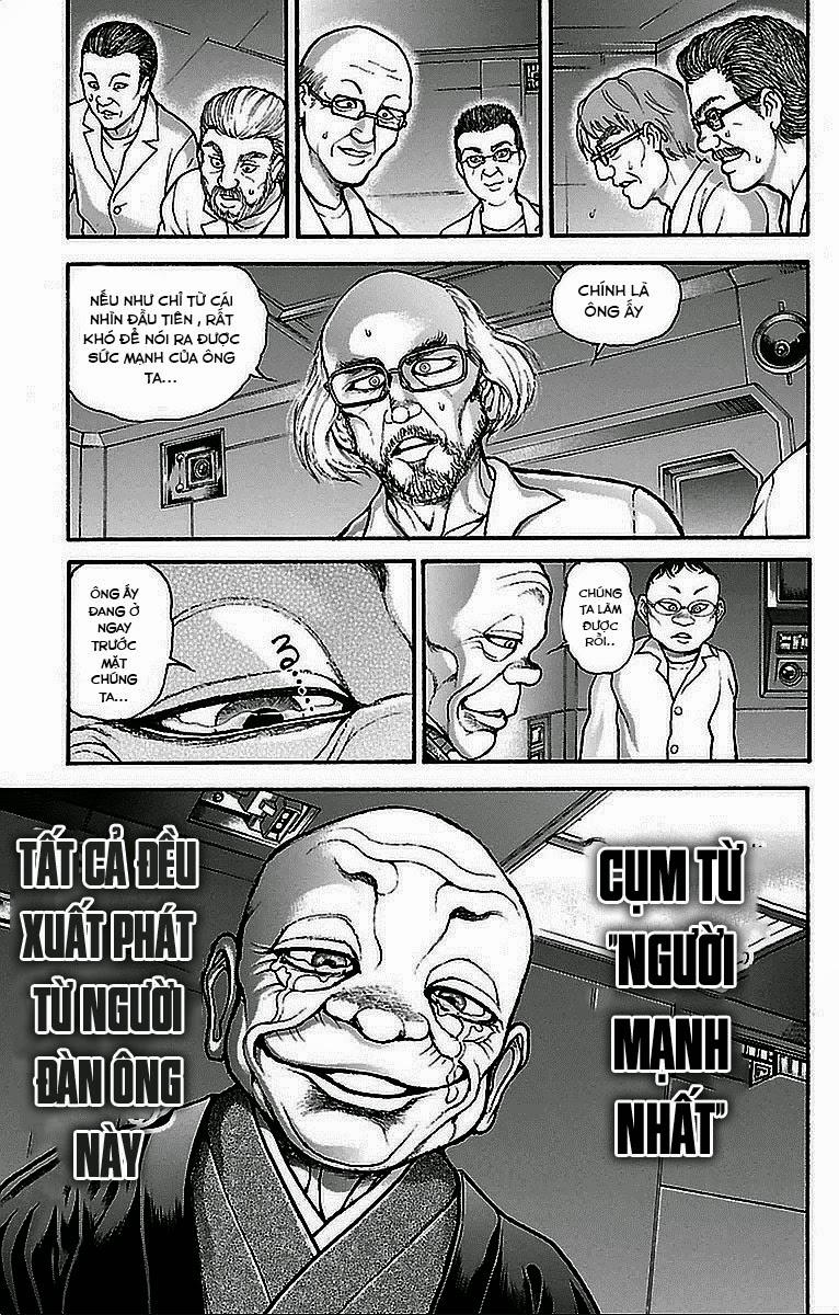 Baki Dou chap 10 Trang 24