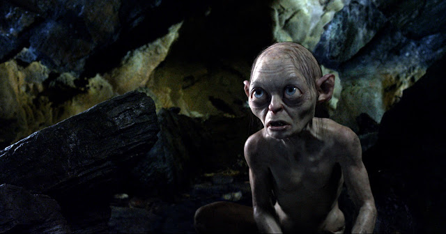 The Hobbit An Unexpected Journey Gollum