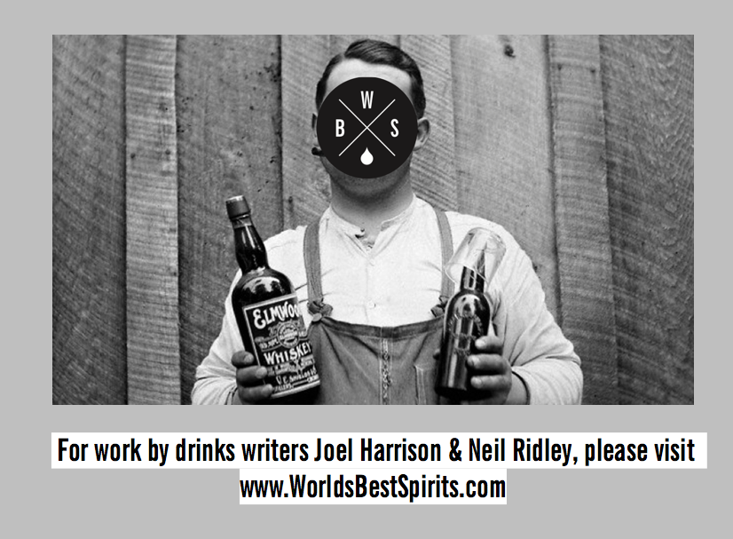 For Joel Harrison and Neil Ridley's writing work, please visit www.worldsbestspirits.com