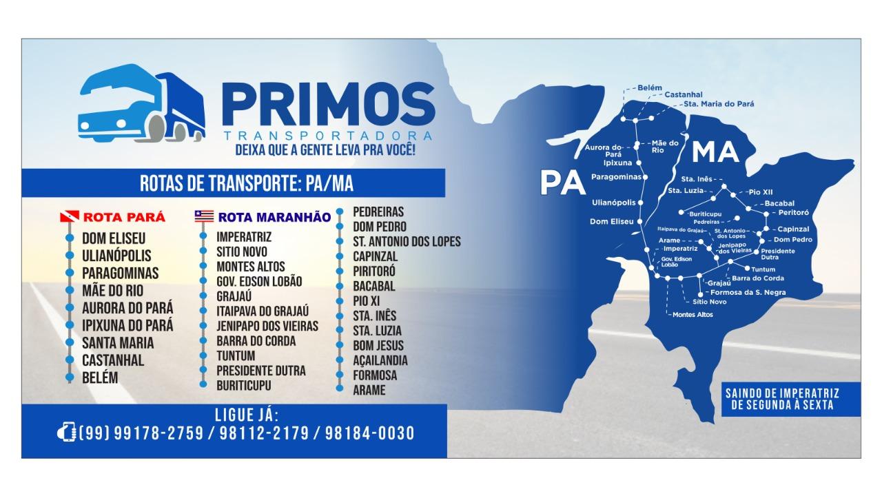 TRANSPORTADORA PRIMOS