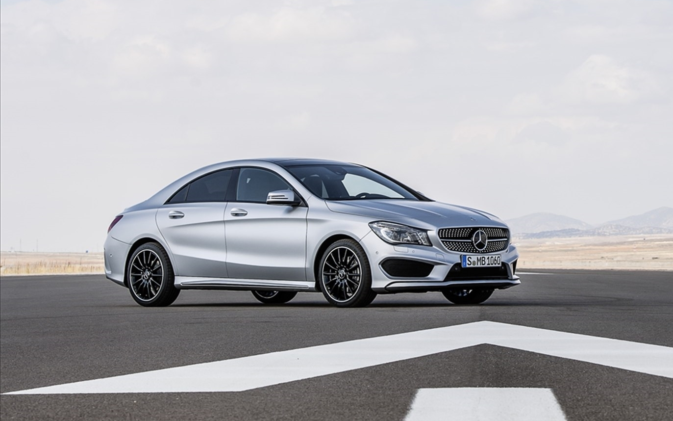 Mercedes benz cla class 2014 netcarshow for Mercedes benze cla
