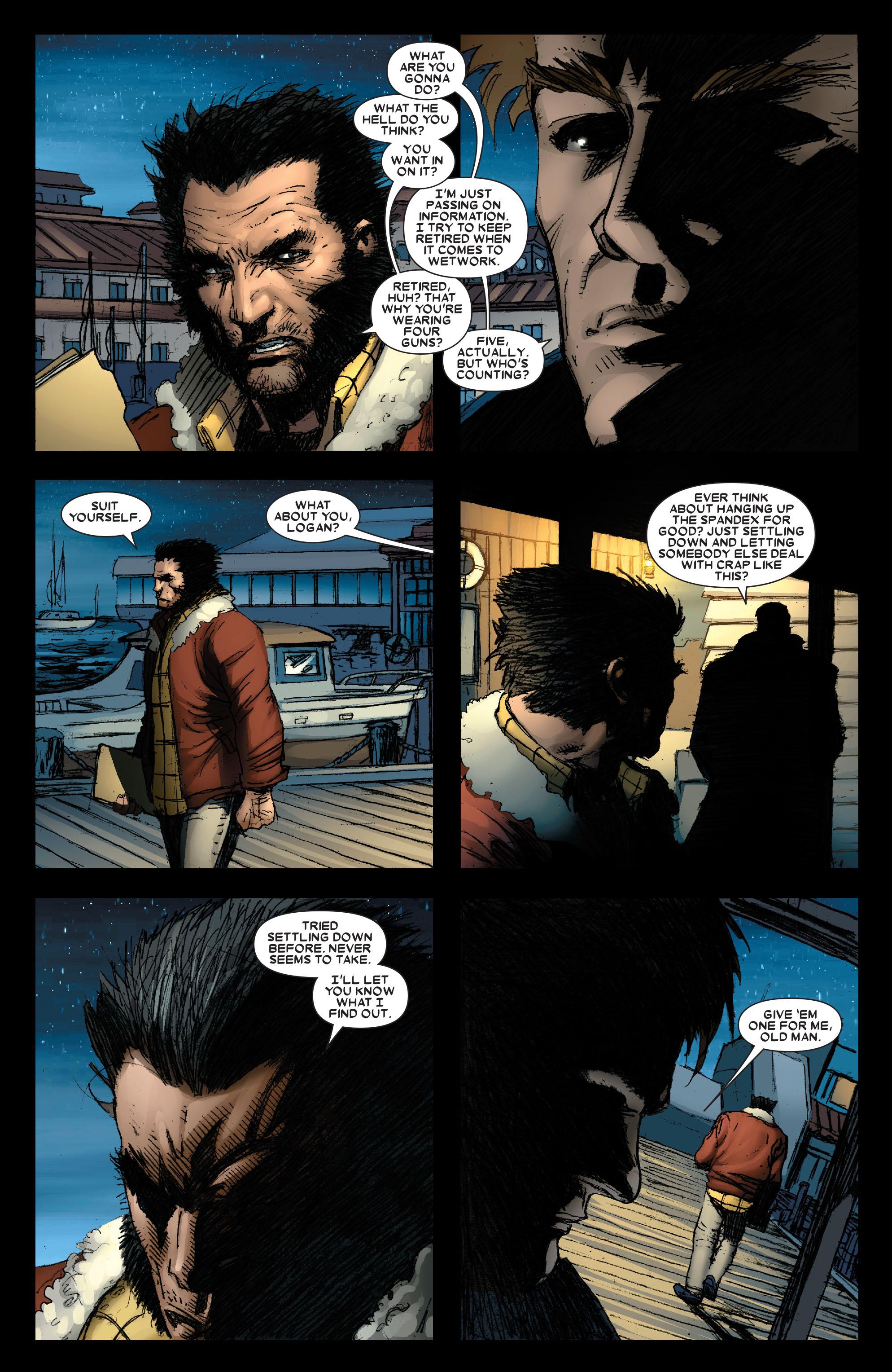 Wolverine: Weapon X #1 #16 - English 20