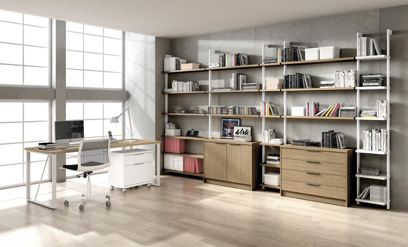 Llar del modul despachos for Amueblar despacho casa