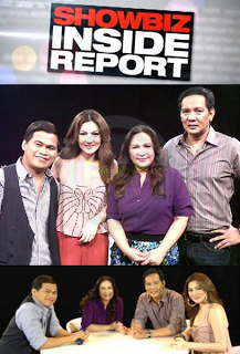 Showbiz Inside Report - 18 May 2013