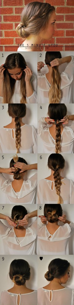 Los 10 mejores tutoriales para cabello largo | Moda y Belleza