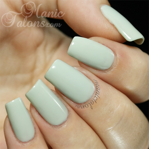Bundle Monster Gel Polish Gentle Tranquility Swatch