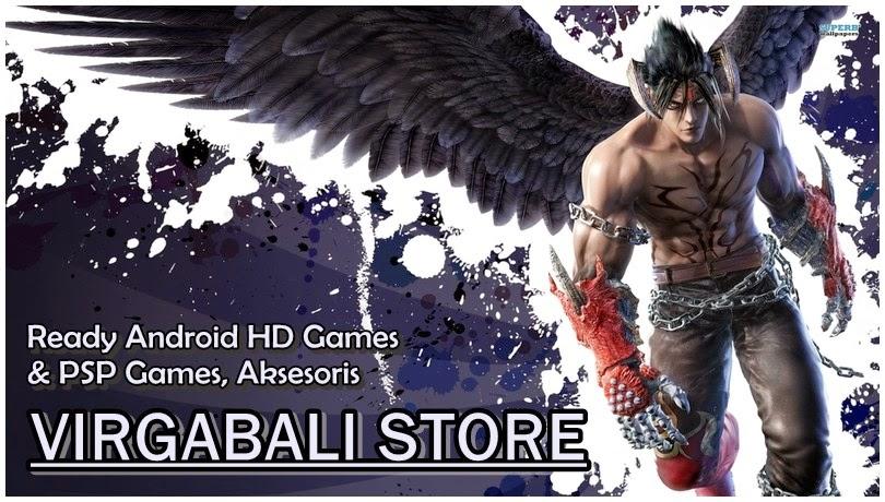 DVD Aplikasi Android dan PSP Viragabali Store
