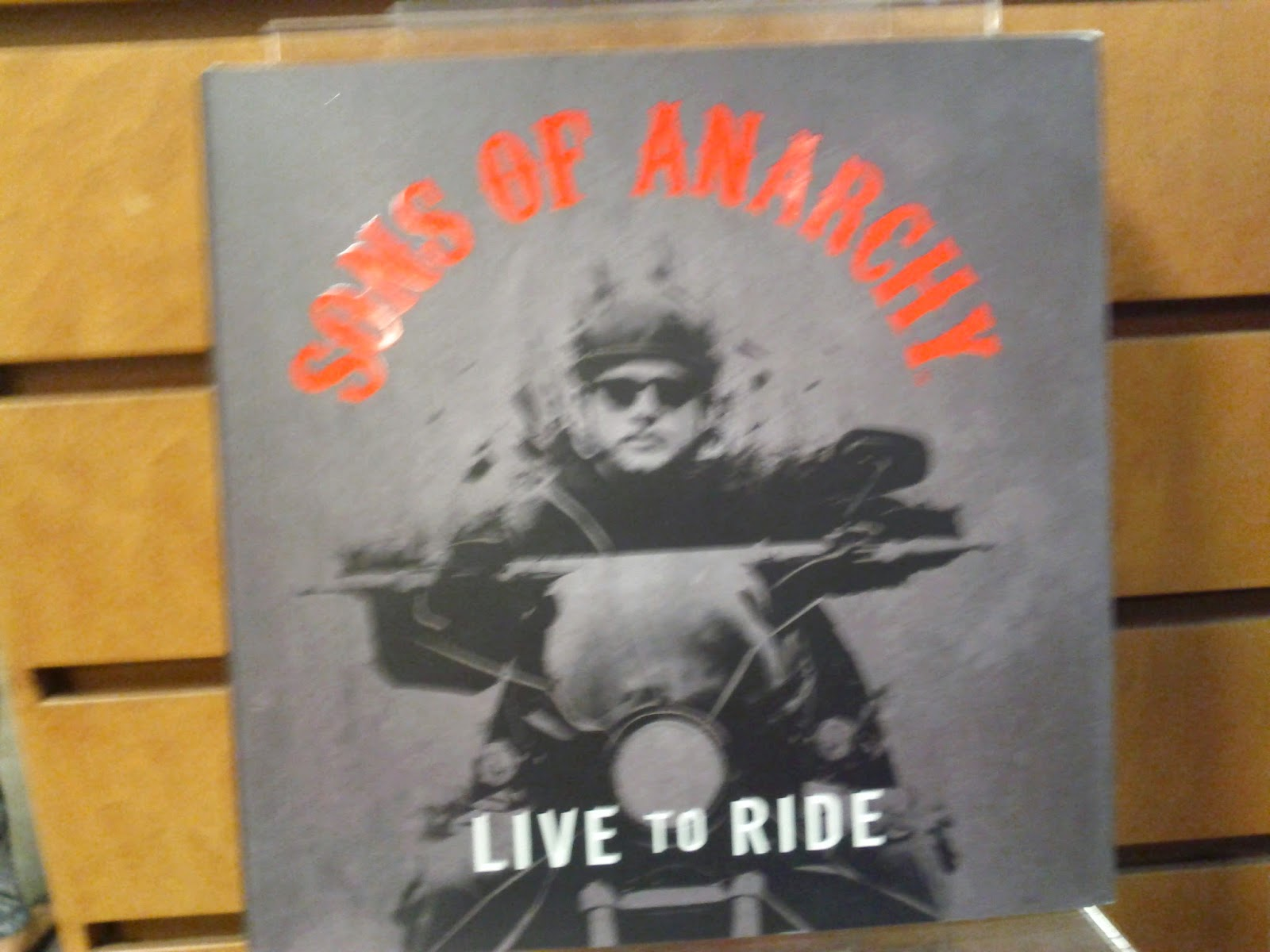 Sons of Anarchy Live to Ride