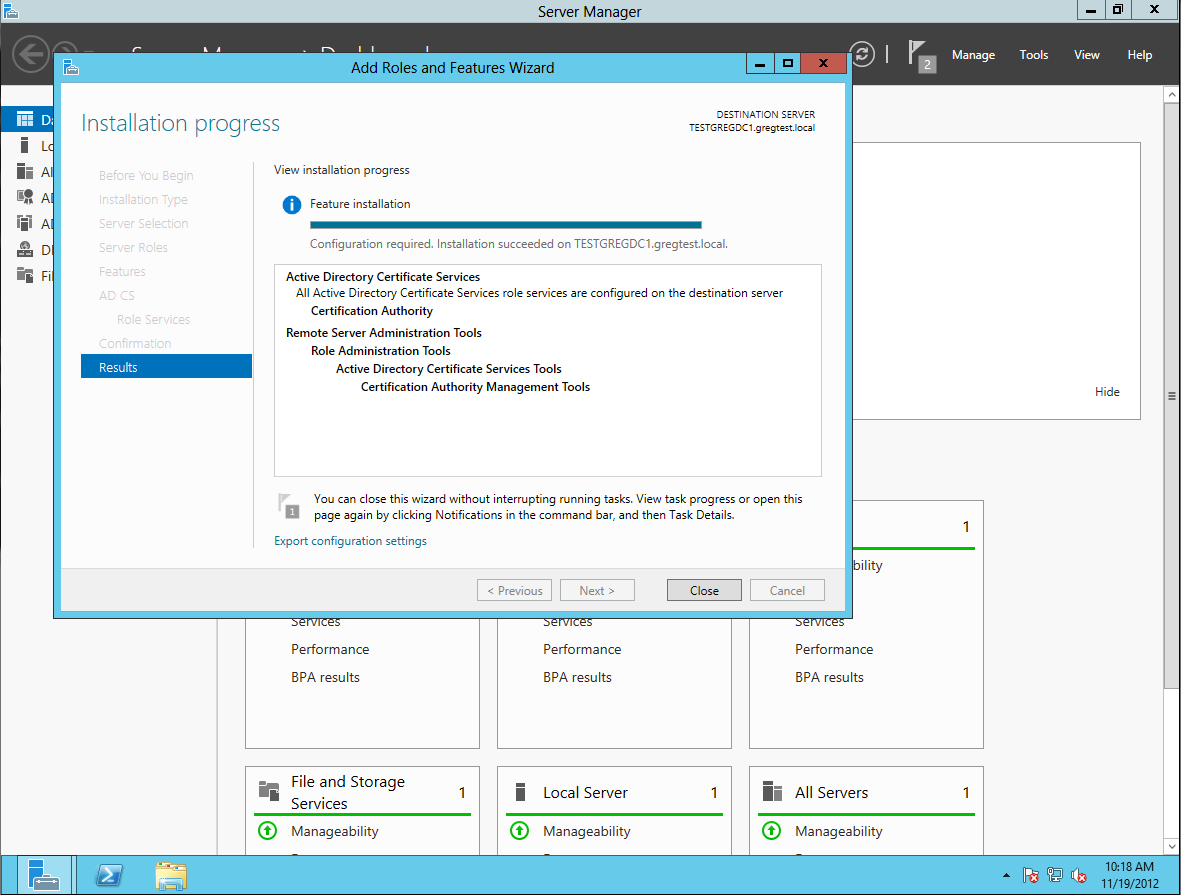 Gregs technobabble enabling ldap ssl in windows 2012 self reboot the server in order for it to receive a certificate from the ca 27 test connecting to the server via an ldap browser tool such as apache directory xflitez Choice Image