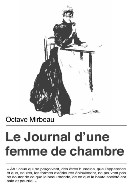 """""""Le Journal d'une femme de chambre"""", Pulsio, 2016"""