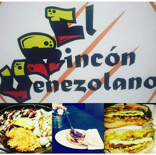 EL RINCÓN VENEZOLANO.  809-339-4745. Delivery