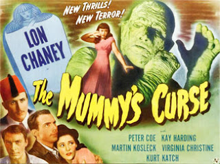 Poster - The Mummy's Curse (1944)