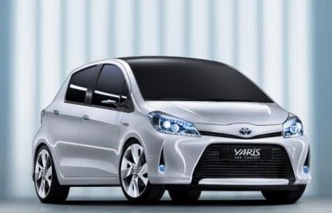 Inilah Harga Toyota Yaris 2014 :