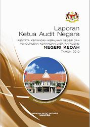 Laporan Audit Negeri Kedah