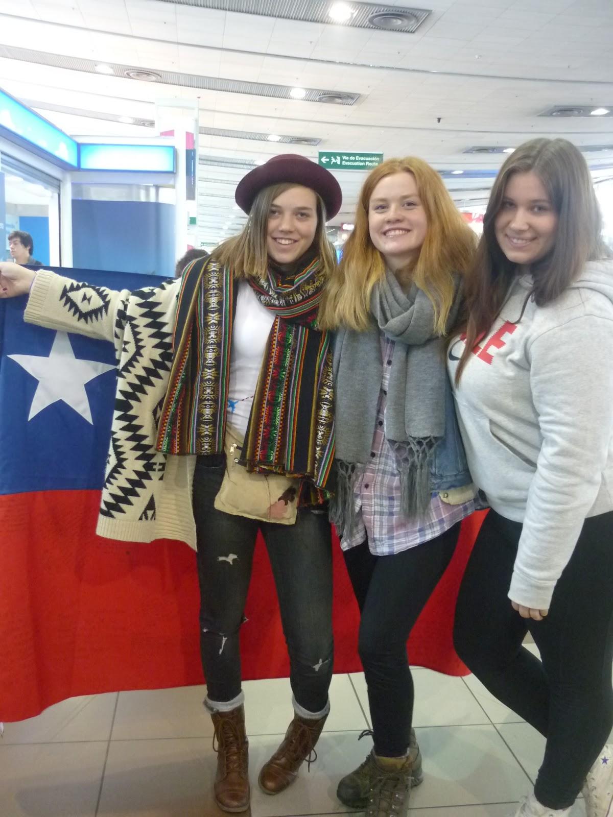 Briefe Nach Chile : Annika goes chile abschied ankunft und das leben nach