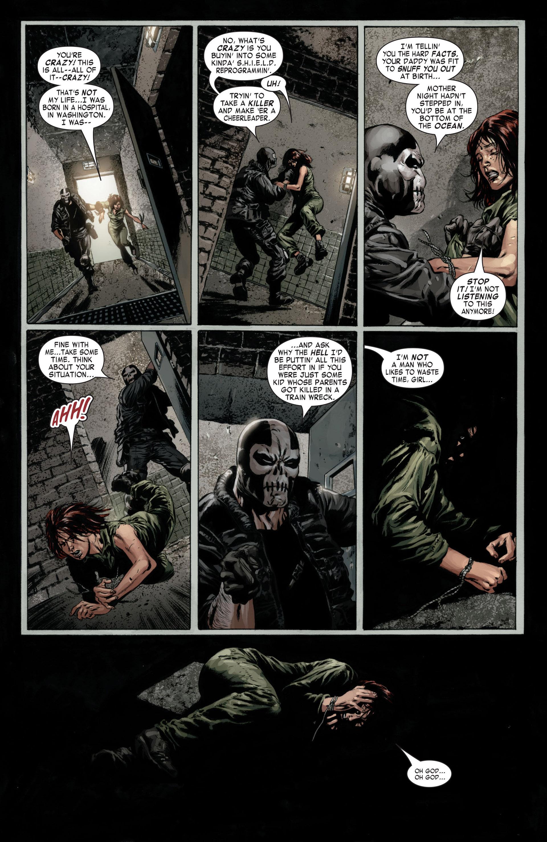 Captain America (2005) Issue #15 #15 - English 10