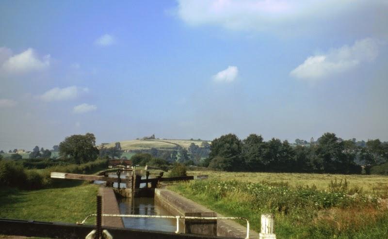 Napton's windmill on the hill