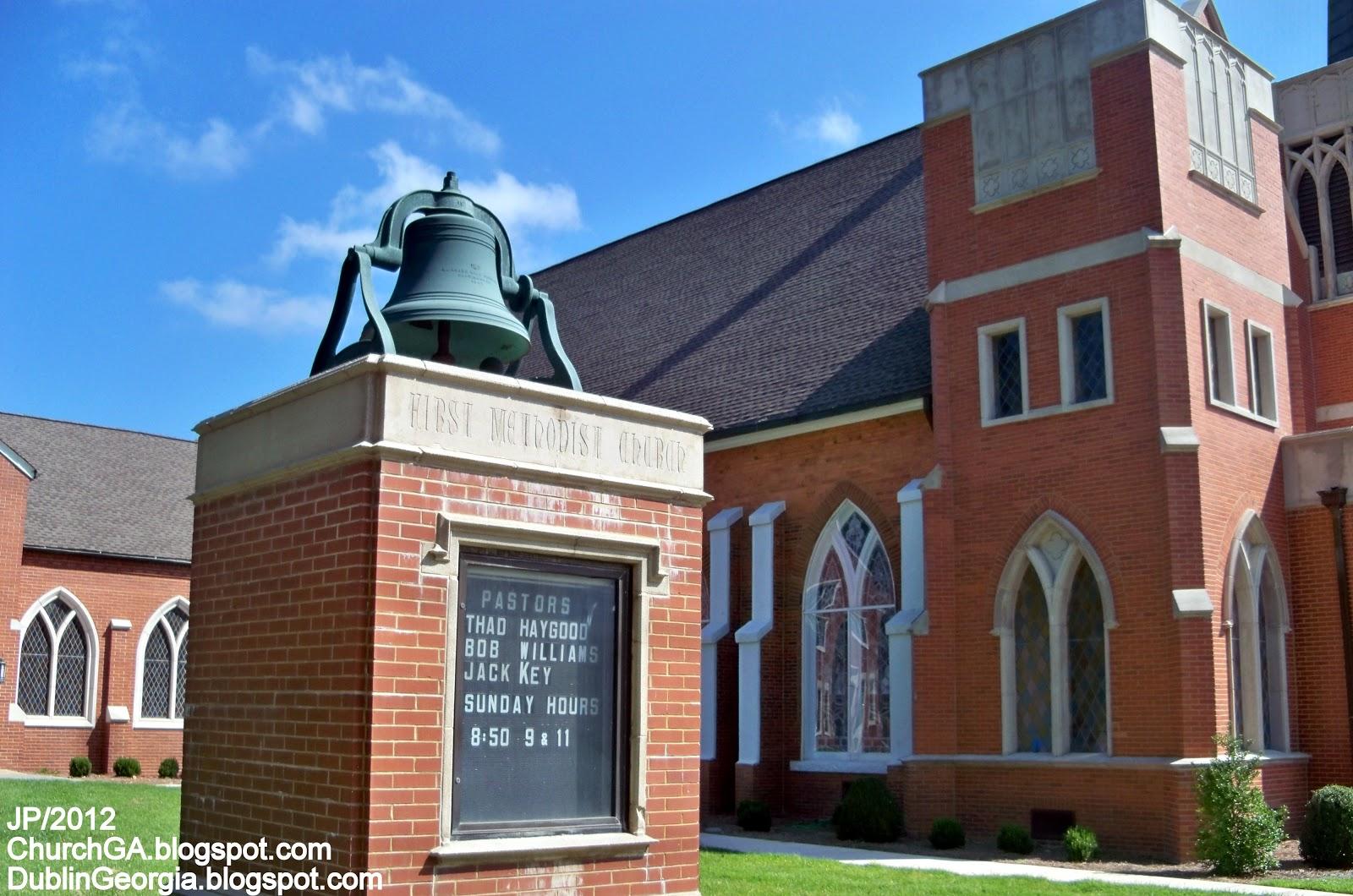 Methodist church first united methodist church dublin georgia laurens