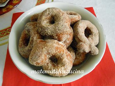 i dolci di carnevale di m@tematicaecucina