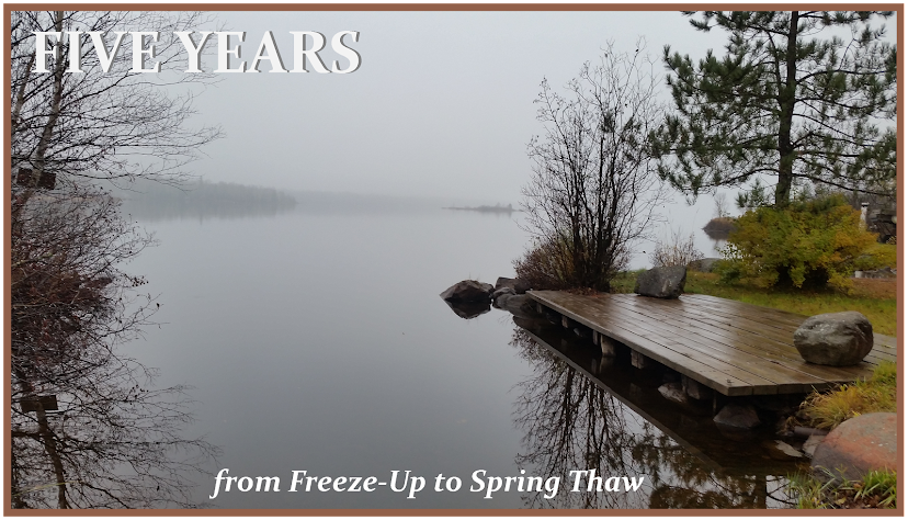 Five Years - From Freeze-Up to Spring Thaw