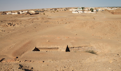 Searching for the lost royal city of Nubia in northern Sudan