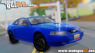 SA - Ford Mustang 1999 Clean