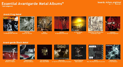 Essential Avantgarde Metal