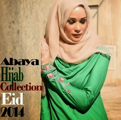 Latest Trends of Abayas and Hijab for Girls
