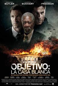 descargar Objetivo: La Casa Blanca (2013), Objetivo: La Casa Blanca (2013) español