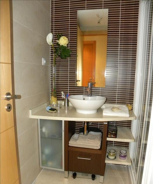 Criando Soluções Banheiros pequenos, grandes soluções -> Banheiro Pequeno Solucões