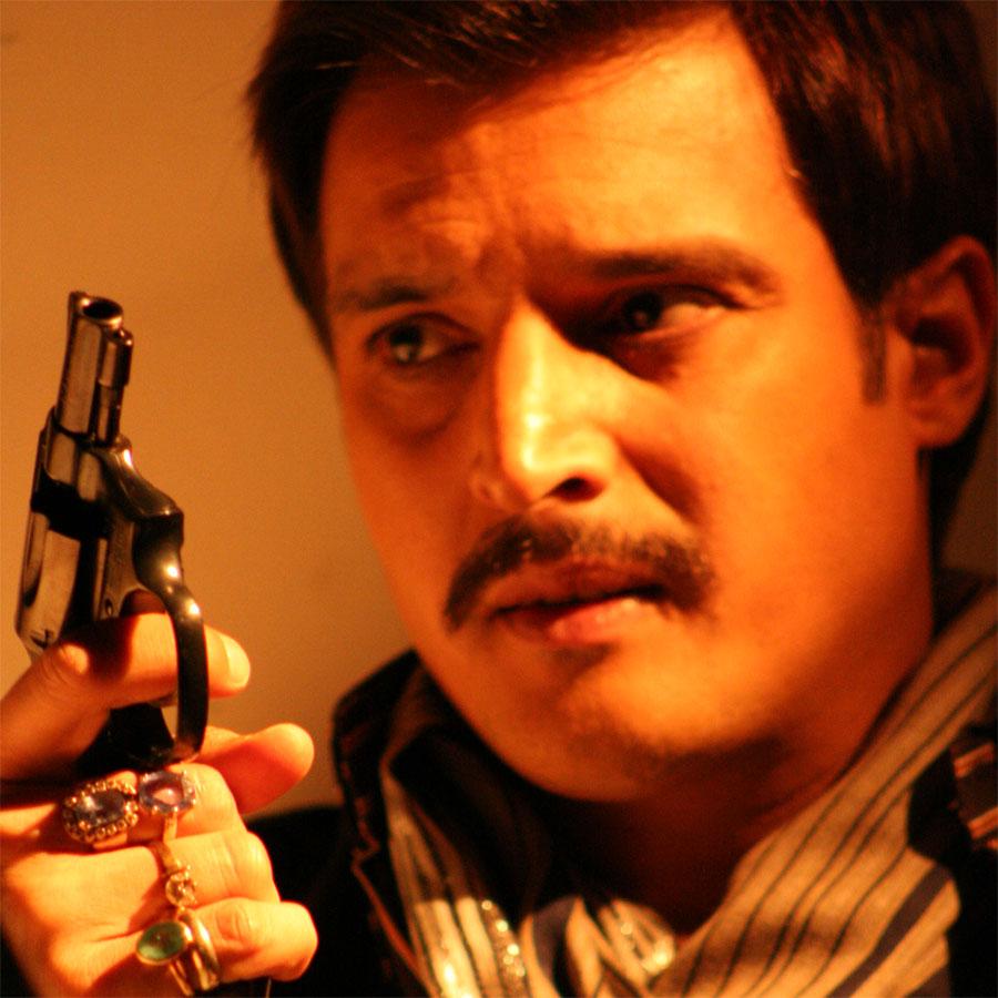 Bollywood gangster movie