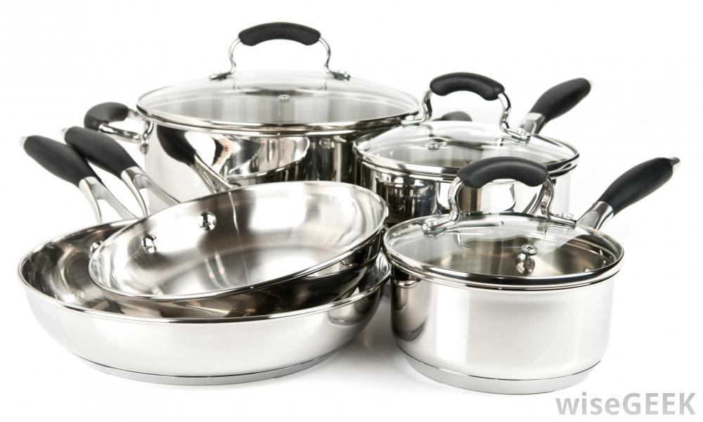 Pros And Cons Of The Cooking Materials Used In Your House