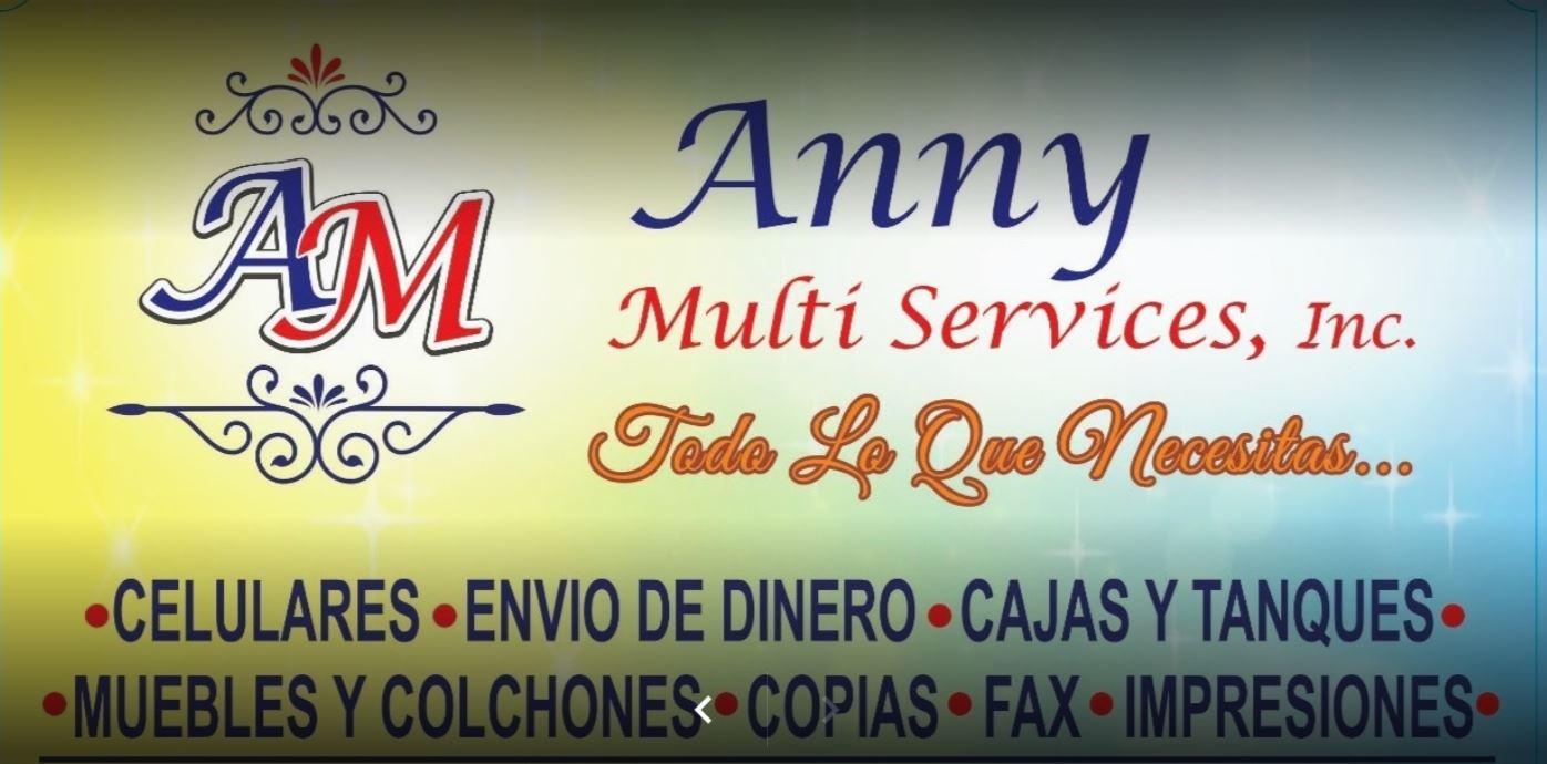 Anny Multi Service Inc