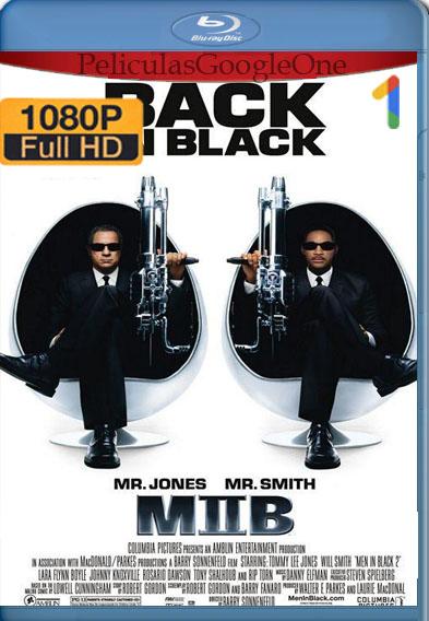 Hombres de negro 2 (2002) BRRip [1080p] [Latino] [GoogleDrive]