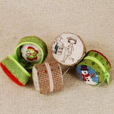macaroon purses