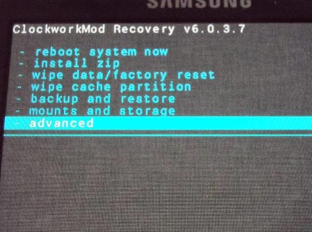 Mengenal CWM Recovery di Android beserta fungsinya www.imron22.com